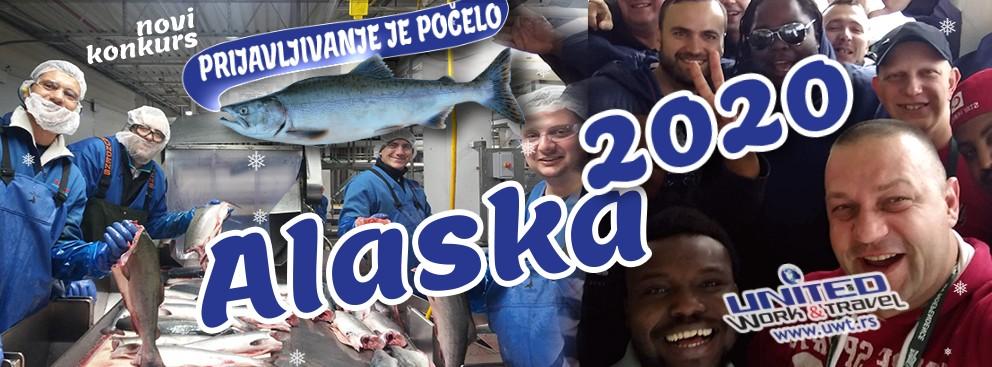 Aljaska 2020