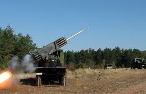 Artiljerija vojske Srbije min