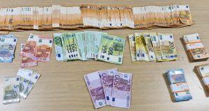 zaplena novca